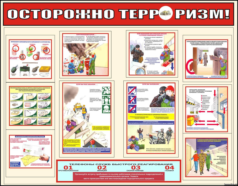Сообщение на тему история терроризма 7 фотография