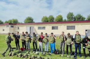 Военно-полевые сборы 2016 (4)